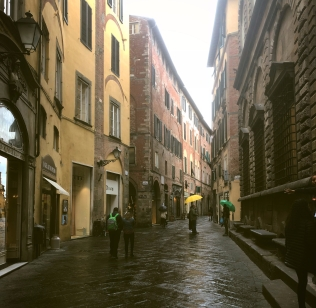 Italy's golden hue
